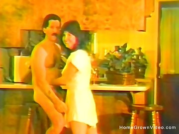 Vintage homemade dear one flick apropos horny join in matrimony
